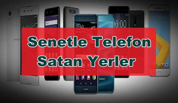 Photo of Senetle Telefon Satan Yerler